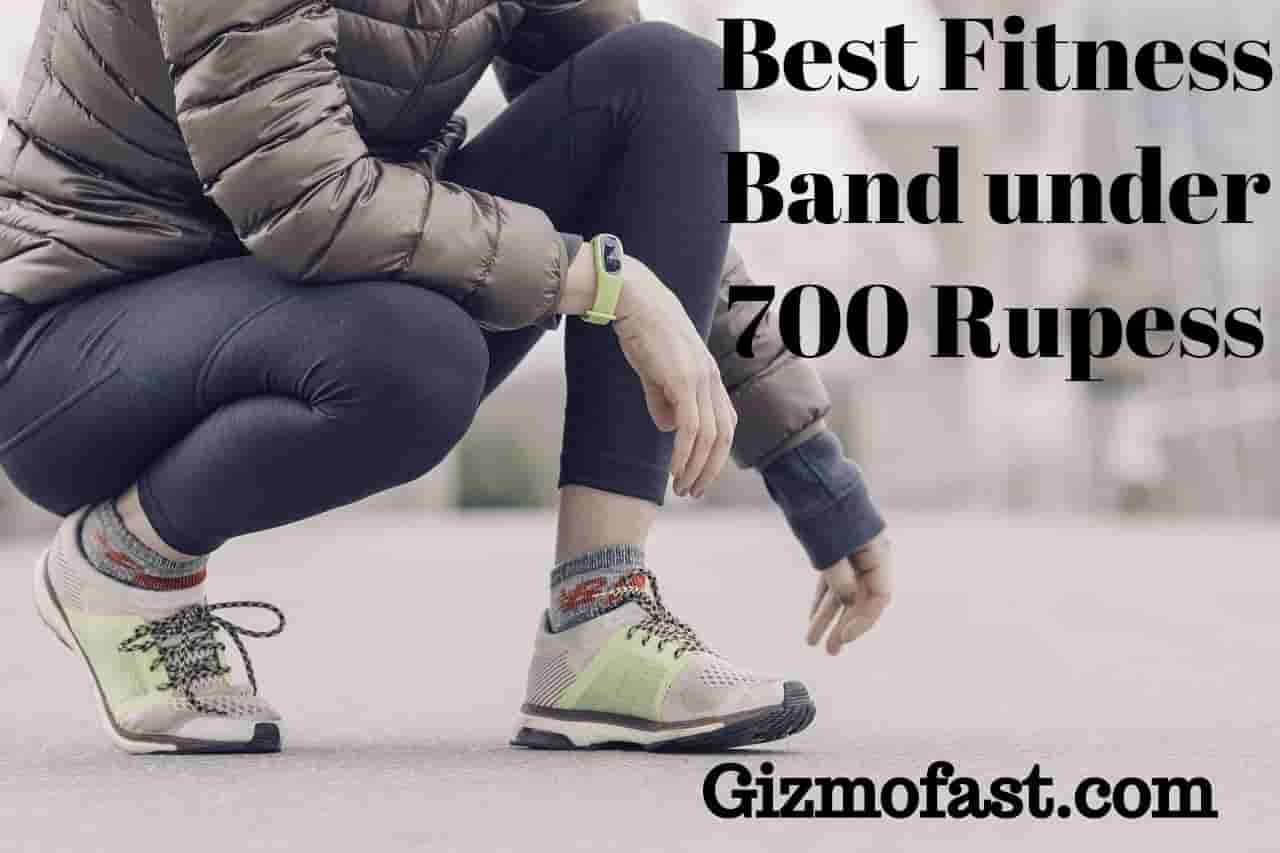 Best Fitness Band under 700