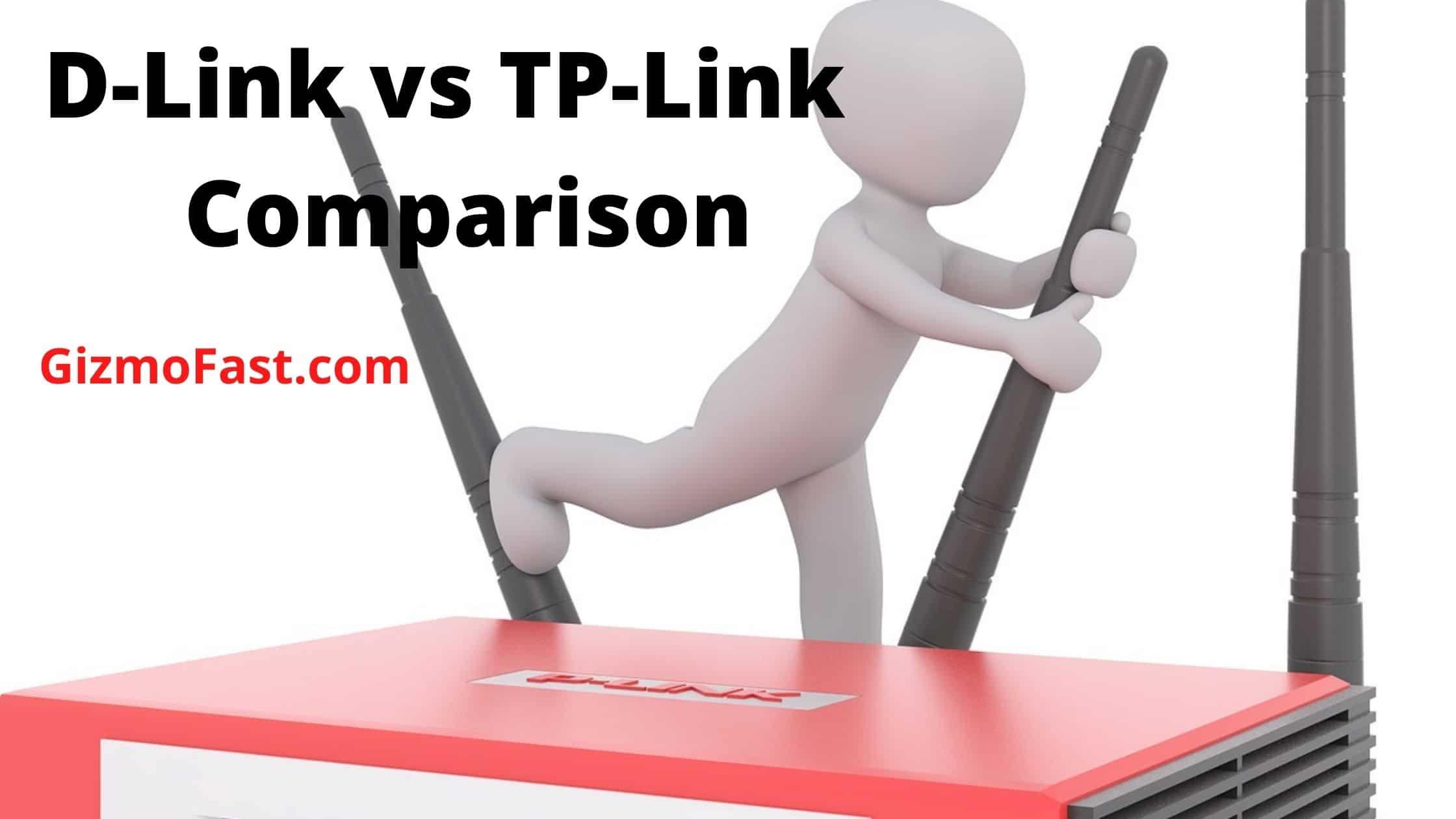 d-Link vs TP-Link